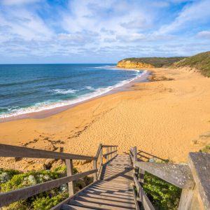Bells beach, Melbourne
